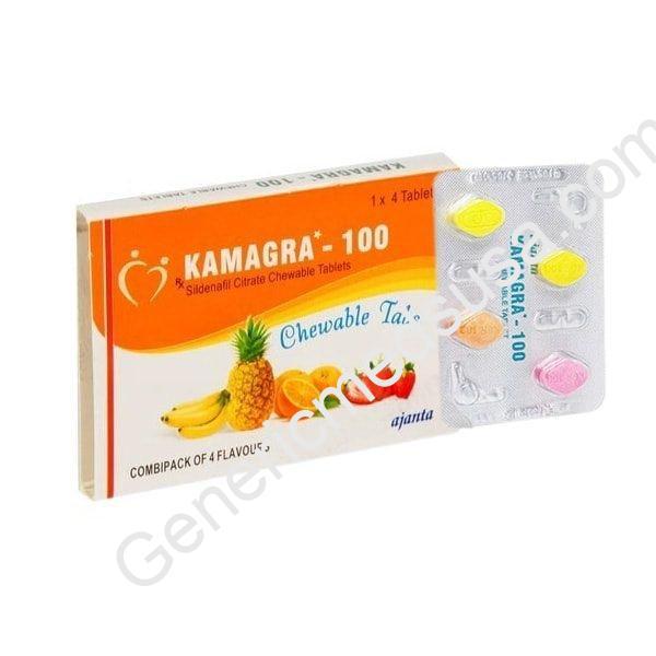 Kamagra-Chewable-Tablet