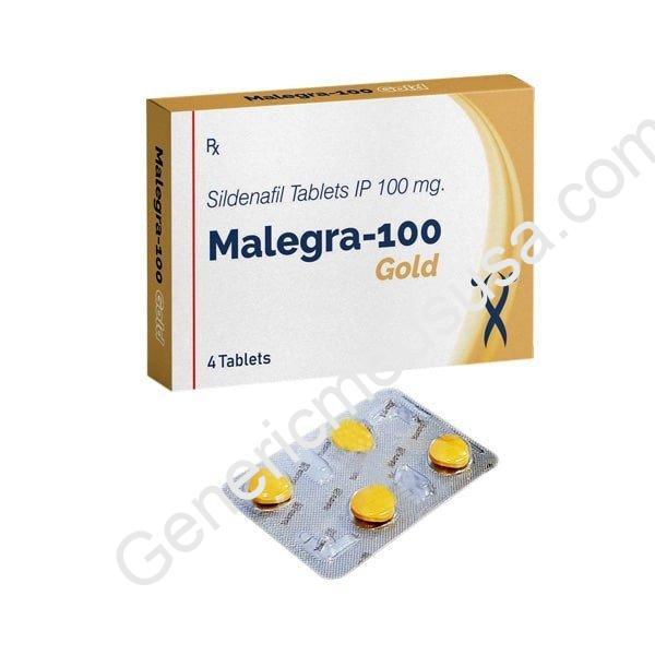 Malegra-Gold-Tablet