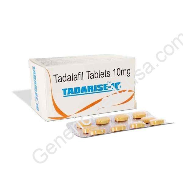 Tadarise-10-Mg-Tablet