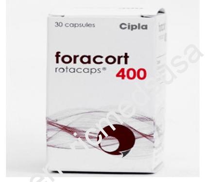 foracort 400