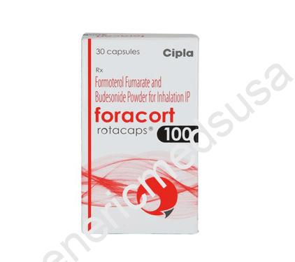 foracort-rotacaps-100