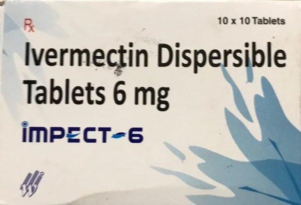 Impect 6mg (Ivermectine 6mg
