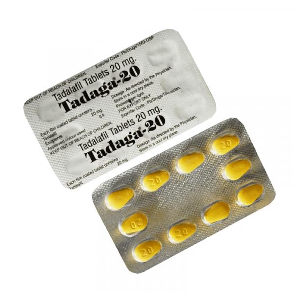 TADAGA-20MG