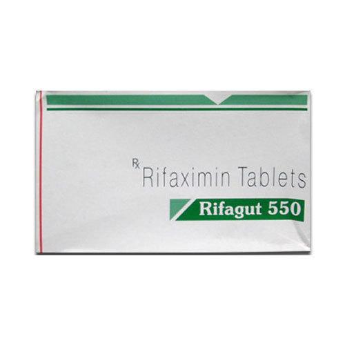 RIFAGUT 550MG (RIFAXIMIN)