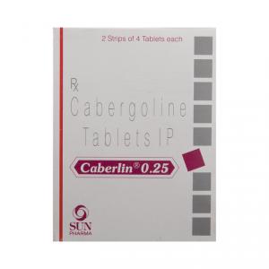 Caberlin 0.25mg