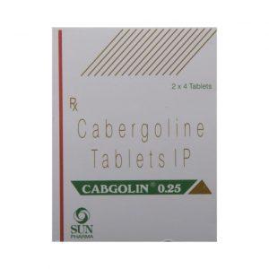 Cabgolin-0.25