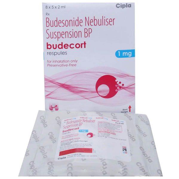 Budecort Respules 1 mg (Budesonide)
