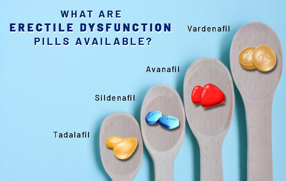erectile dysfunction pills